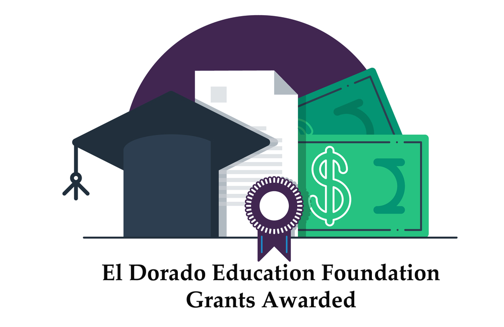 EDEF Awards Eight Grants to ESD Schools
