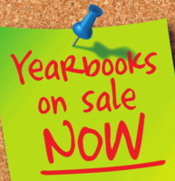 WMS Yearbooks on Sale NOW!