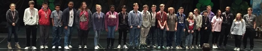 Union County Math Competition Winners Announced