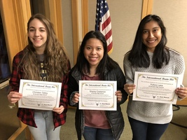 EHS Participates in Brain Bee
