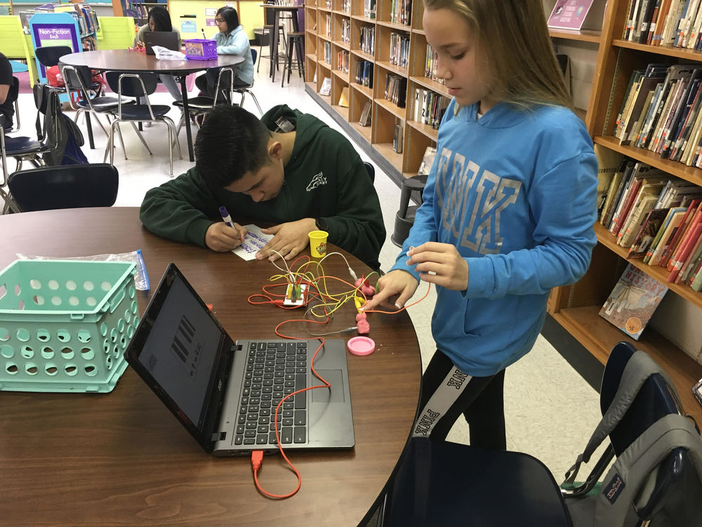 Makey Makey Piano Project
