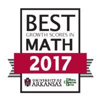 WMS Best Growth Scores in Math 2017