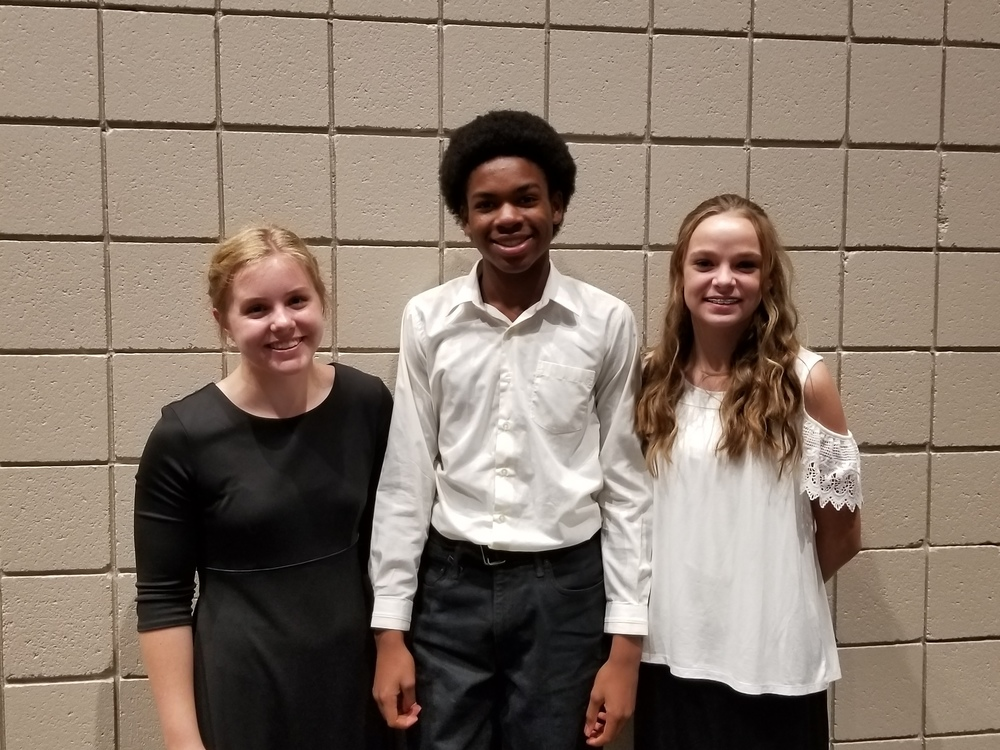Students Selected for All-Region Orchestra