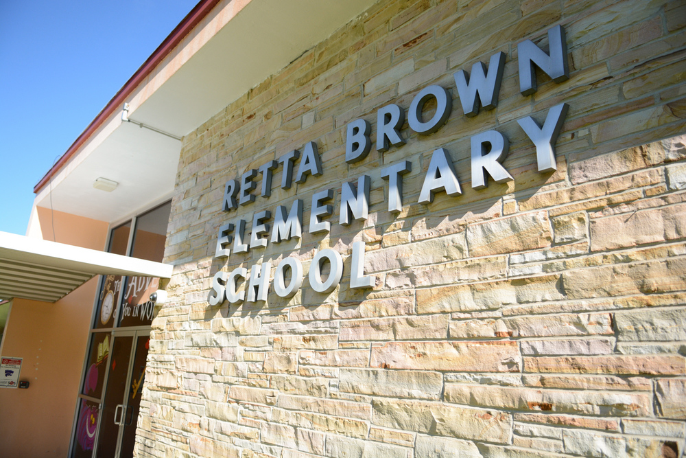 Retta Brown Students to be Relocated