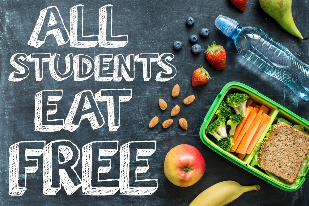 Free Meal Program Expands to Include ALL Students