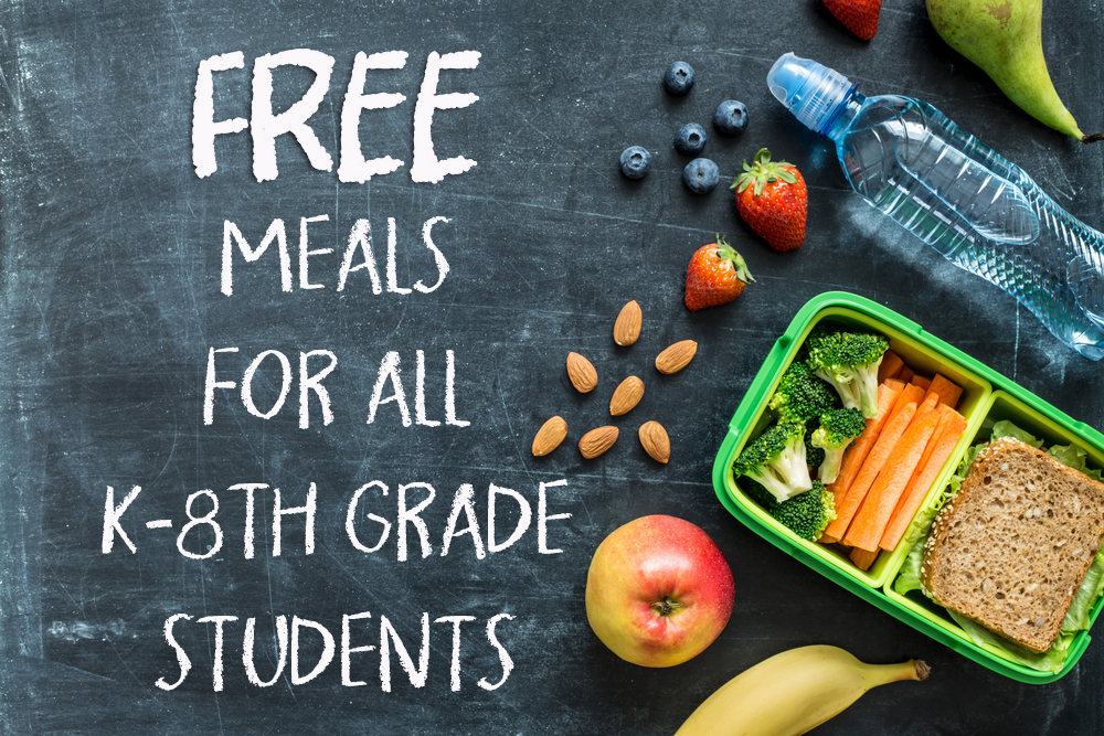 Free Meal Program Expands for 2019-20