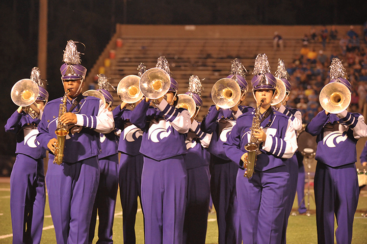 EHS Band Invited to National Parade