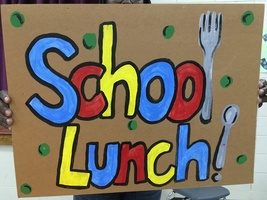 School Lunch by WMS Musical Production Classes