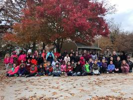 3rd Grade Field Trip to Crystal Bridges Museum