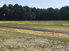 WMS Gets New Walking Trail
