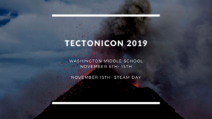 Tectonicon is taking over WMS!