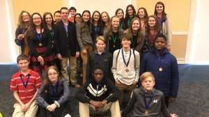 Barton Students Win Big at Regional Competition