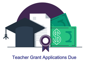 Teacher Grant Applications Available through EDEF