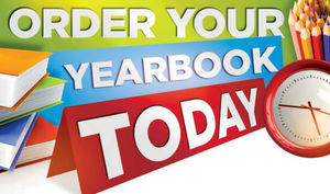 Order your WMS Yearbook Today!