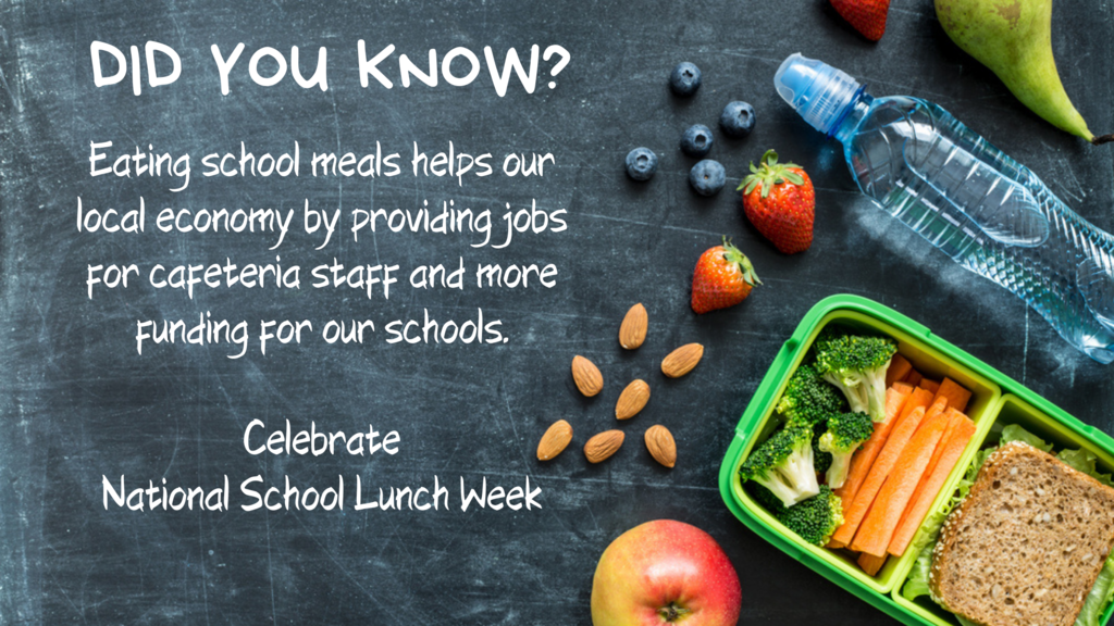 NSL Week - Cafeteria jobs