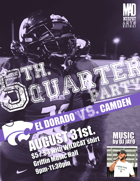 5th Quarter hosted by MAD