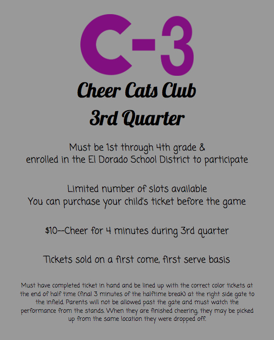 cheer cats club