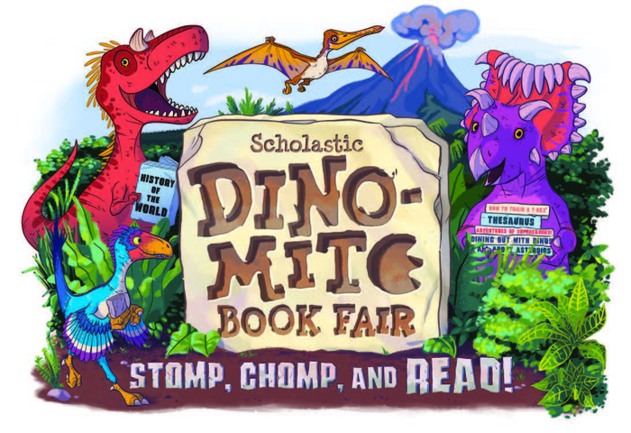 Yocum's book fair!!