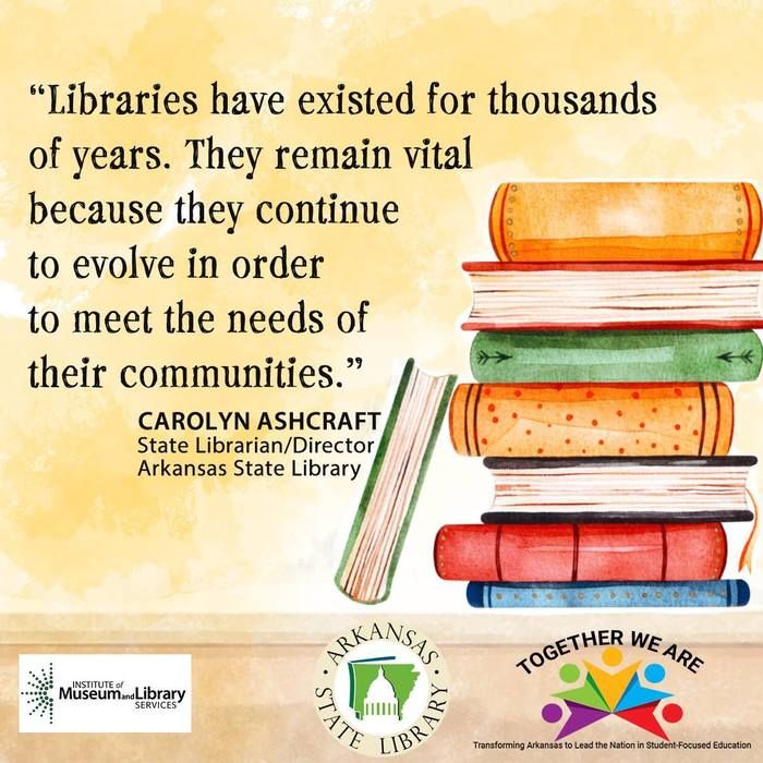 Libraries quote from ADE