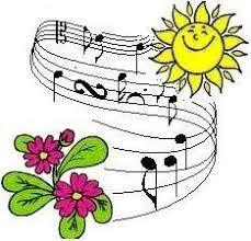 Spring Flowers Music