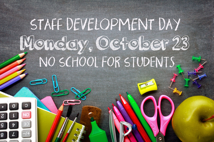 Staff Development October 23