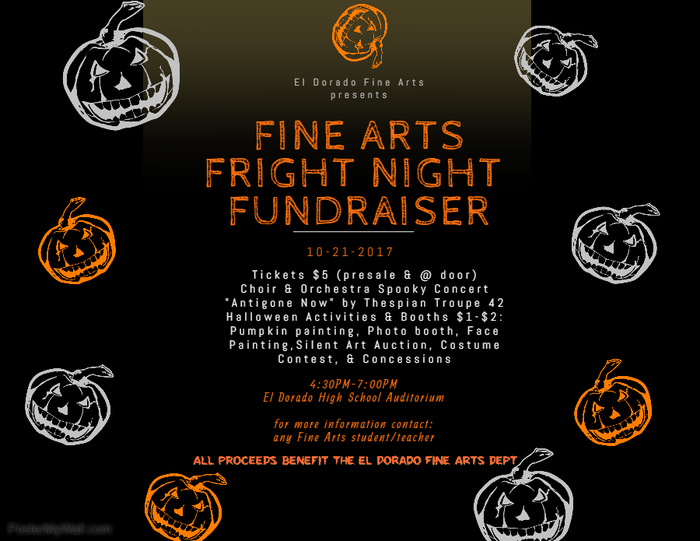 Fine Arts Fright Night image