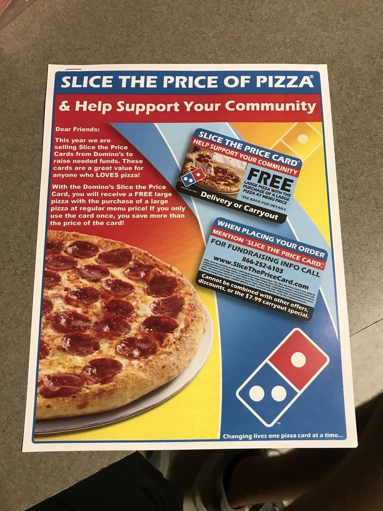 slice the price