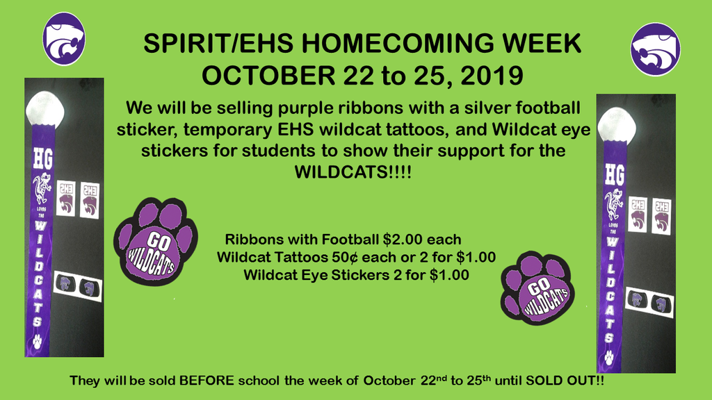 Spirit Week/Homecoming Week