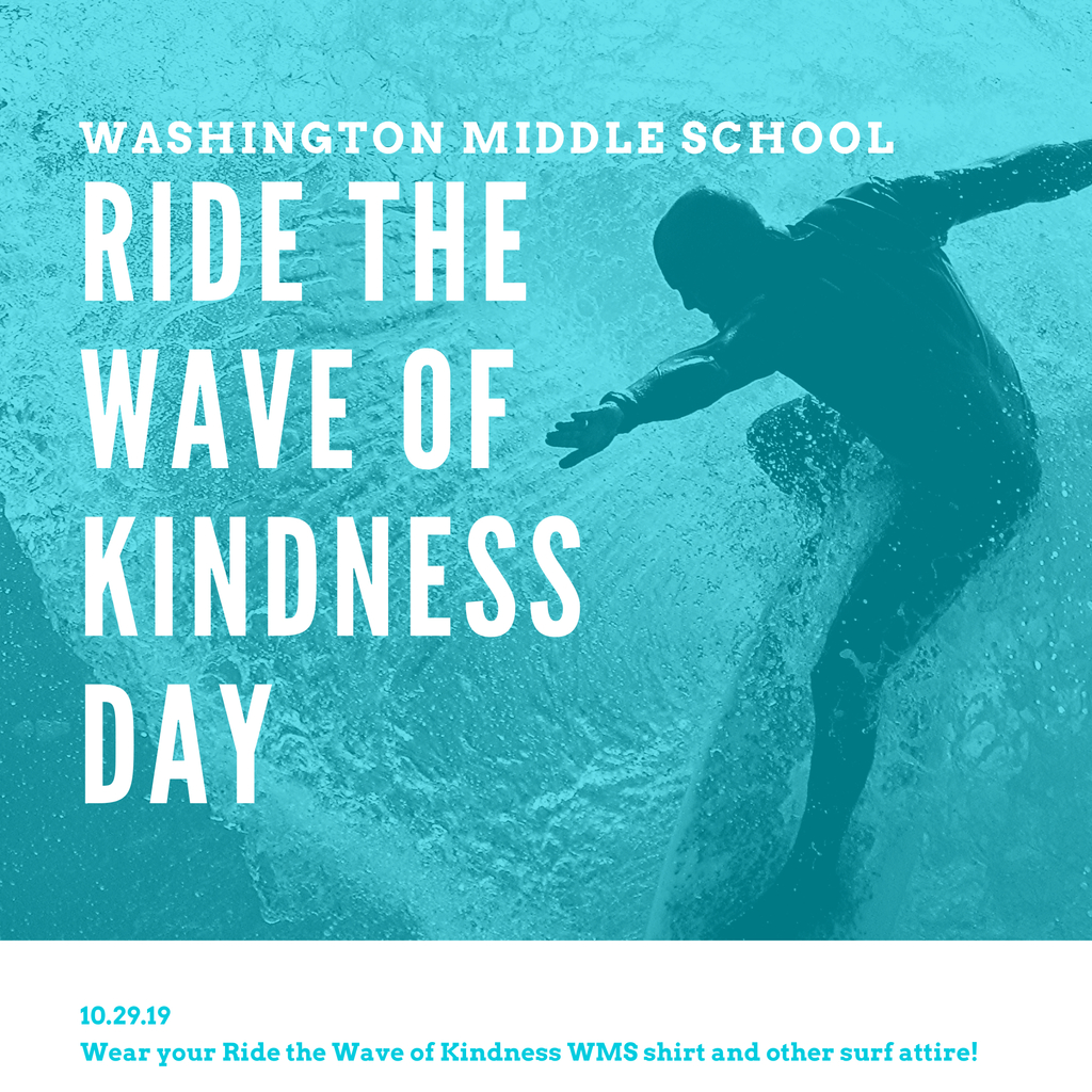 Ride the Wave of Kindness Day