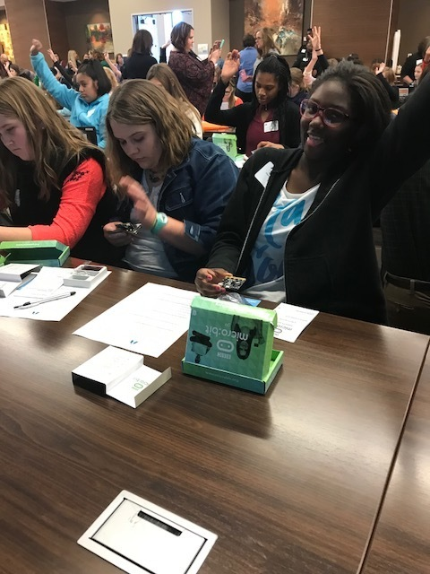 Girls of Promise Coding Summit
