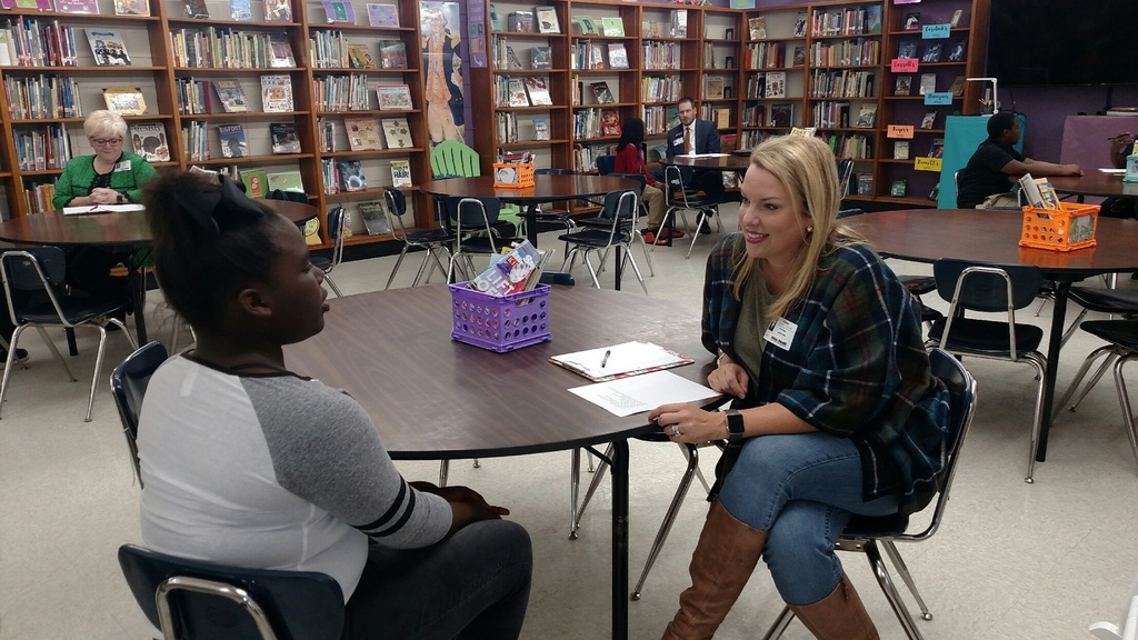 Mock interviews with Shake Class