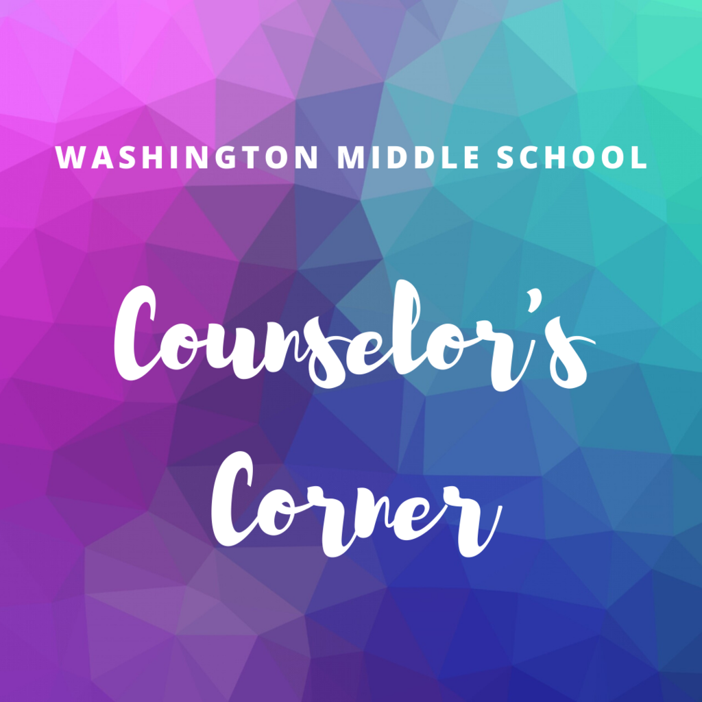 WMS Counselor's Corner