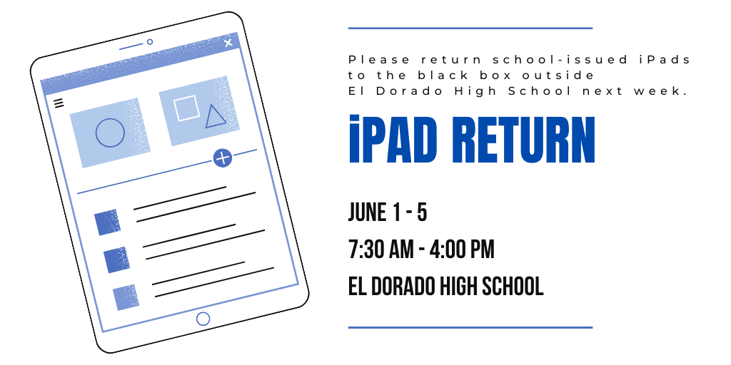 iPad return