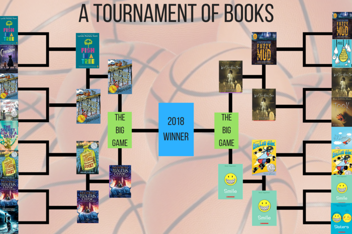 Tournament of books!