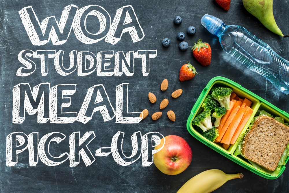 WOA Student Meal Pick-Up